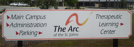The Arc of the St. Johns
